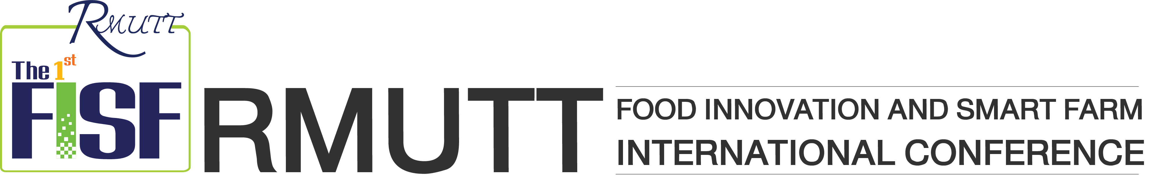 RMUTT Food Innovation and Smart Farm International Conference